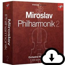 IK Multimedia Miroslav Philharmonik 2 Academic Download--ESD