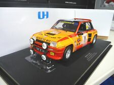 1:18 UH Renault R5 Turbo Ragnotti Winner France 1980 Universal Hobbies NEU NEW