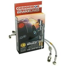 Goodridge G-Stop Brake Lines 12295 Fits:CHEVROLET 2008 - 2010 COBALT SS  w/ Bre