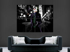 DARK KNIGHT BATMAN JOKER GIANT WALL POSTER ART PICTURE PRINT LARGE HUGE