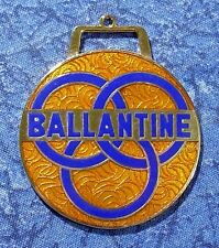 Ballantine Beer Logo Watch Fob