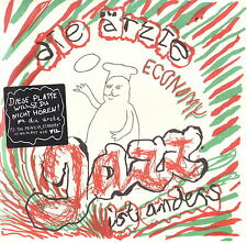 DIE ÄRZTE - JAZZ IST ANDERS ECONOMY CD + BEILEGER ORIGINAL TOUREDITION 2007/2008
