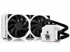DEEPCOOL GAMER STORM CAPTAIN 240EX WHITE AIO LIQUID COOLER