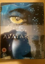 Avatar UK and booklet steelbook brand new and sealed
