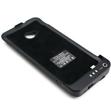 3800mAh Power Bank External Backup Battery Charger Case For HTC One M7 802D 802W
