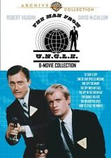THE MAN FROM U.N.C.L.E. -8 movie collection - DVD -UK Compatible - Sealed UNCLE