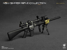 1/6 Easy & Simple NSW Sniper Rifle MK11MOD0 Rifle Set *TOY ACTION FIGURE SIZE*