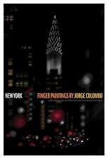 New York: Finger Paintings by Jorge Colombo
