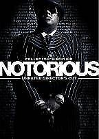 47 CENT DVD-NOTORIOUS DVD&Digital Download..FREE Shipping on any 4 DVDs-Like New