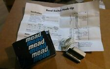 Mead RS-150 RS150 Reed Switch Hook-up