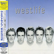 WESTLIFE - Westlife CD JAPAN BVCP-21106 OBI 2000