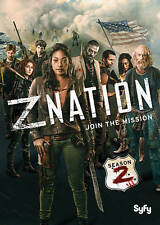 Z Nation: Season 2 (DVD, 2016, 3-Disc Set)