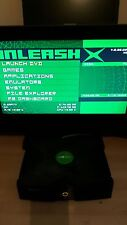 "Original Xbox REPLACEMENT CONSOLE ONLY Modified ""CHIPPED"" Emulators + Roms"