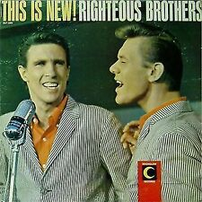 THE RIGHTEOUS BROTHERS 'THIS IS NEW !' US IMPORT LP MOONGLOW