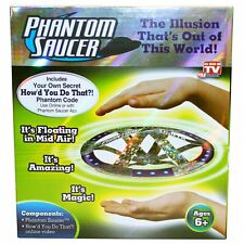 New The Phantom Saucer Illusion by Telebrands As Seen On TV