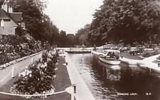 3 Sonning Lock Nr Reading unused RP old pcs  ( same backs)