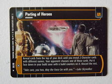 Star Wars TCG - ESB -  Parting of Heroes 50/210  NM/Mint