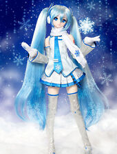 DD Snow Hatsune Miku Vocaloid Dollfie Dream VOLKS Japan NEW
