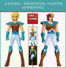AYORIA LEO TRAINING CLOTH APPENDIX,para SAINT SEIYA MYTH CLOTH plain aioria ROPA