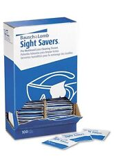 Bausch & Lomb Sight Savers Lens Cleaning Tissues 100 ct FREE SHIPPING