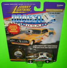 Johnny Lightning Dragsters Wonder Wagon 1-01993 Series 1 of 20,000 MOC Gold 1997