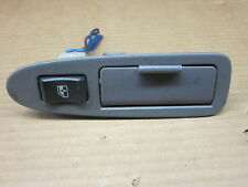 BUICK RENDEZVOUS 02 2002 POWER WINDOW SWITCH w/ COMPARTMENT & PANEL GRAY OE