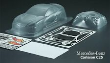 1/10 Rc Car Pc Transparente Body Shell De 190 Mm Mercedes Benz Carlsson C25 Sl65 Amg R230
