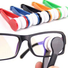 5x Glasses Sunglasses Eyeglass Spectacles Cleaner Tool Cleaning Brush Tool