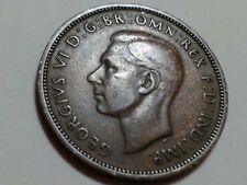 KING GEORGE V1 - HALF-PENNY COIN - 1947 - (66)