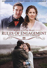 When Calls the Heart: Rules of Engagement (DVD, 2014) BRAND NEW BIN FREE SHIP