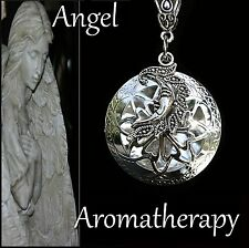 Essential Oil Diffuser Necklace Young Living Doterra Silver Moon Aromatherapy