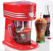 Nostalgia Electrics Coca Cola Series FBS400COKE Frozen Beverage Maker New