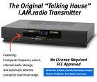 Talking House i.AM. radio AM transmitter
