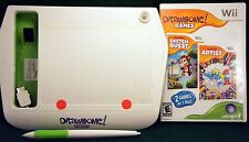 Drawsome Sketch Quest (Nintendo Wii, 2011) Complete, Including Tablet & Pen!