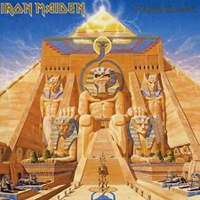 IRON MAIDEN POWERSLAVE ENHANCED REMASTERED CD NEW