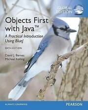 Objects First with Java: A Practical Introduction Using BlueJ by David J. Barnes