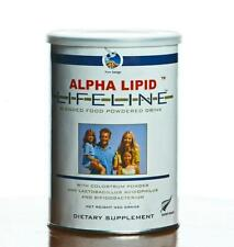 ALPHA LIPID LIFELINE COLOSTRUM POWDER FOR ENERGY AND ENDURANCE