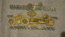 HARLEY DAVIDSON Virginia Beach, VA PRE-OWNED Size Medium  T-SHIRT