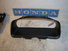 2004 Honda Civic 2dr coupe EX gauge cluster visor shade cover