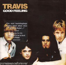 TRAVIS - Good Feeling (UK 12 Track CD Album)