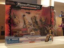 Hasbro Transformers Universe RUINATION Camouflage Giftset MISB New Sealed
