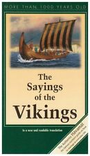 USED (VG) Havamal: The Sayings of the Vikings: In a New and Readable Translation