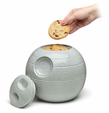 Star Wars Death Star Cookie Jar Ceramic Storage Container Kitchen Canister Bowl