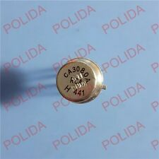 10PCS OP Transconductance AMP IC RCA/HARRIS/INTERSIL TO-5 ( CAN-8 ) CA3080A