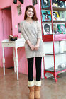 new Winter Thick Warm soft Slim Stretch Footless Pantyhose tights