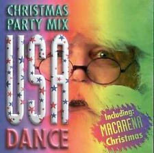 Macarena Christmas Party Christmas Party Mix U.S.A. Dance CD