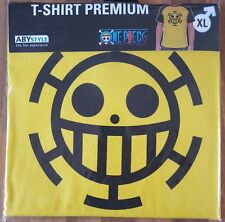 ONE PIECE TRAFALGAR LAW PREMIUM T-SHIRT OFFICIAL SIZE M
