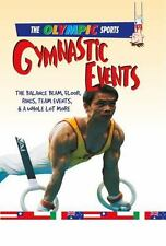 Gymnastic Events (Olympic Sports)-ExLibrary
