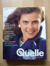 Fuente catálogo otoño/invierno 1988/1989 - 1274 páginas-envío casa catálogo