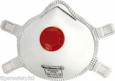 Delta Plus Venitex M1300V FFP3 P3 Disposable Respirator Face Dust Masks Case 5